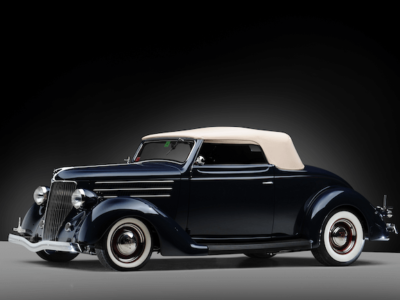 1936 Ford Deluxe Cabriolet Custom