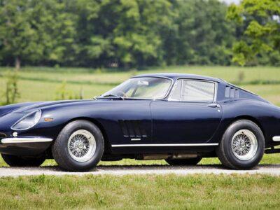 1967 Ferrari 275 GTB/4 by Carrozzeria Scaglietti