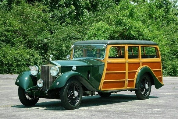 1930 Rolls-Royce Phantom II Shooting Brake
