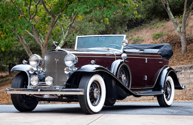 1932 Cadillac V-16 All-Weather Phaeton