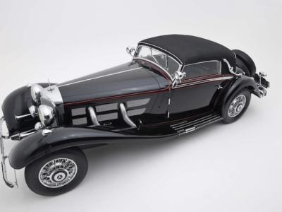 1936 Mercedes-Benz 540 K Sport Cabriolet A by Sindelfingen