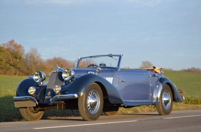 1939 Talbot-Lago T23 Three-Position Cabriolet