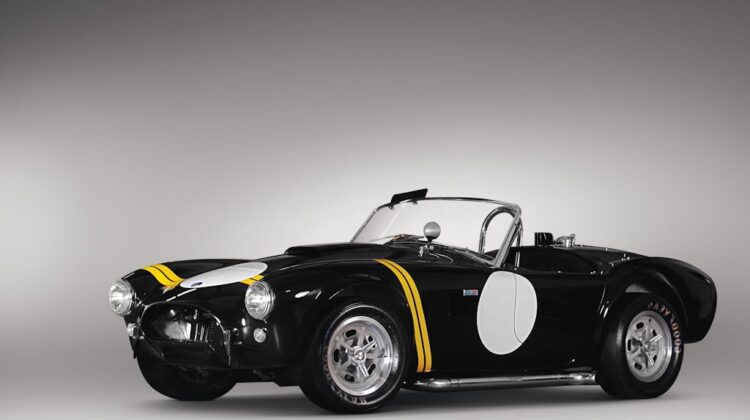 The Real Deal – 1962 Shelby 'Factory Competition-Specification' Cobra