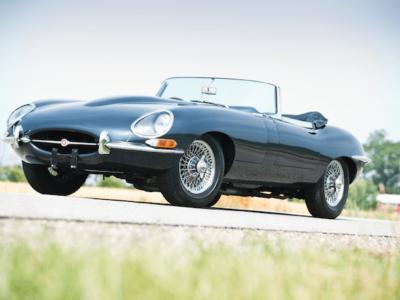1965 Jaguar E-Type Series I 3.8-Liter Roadster