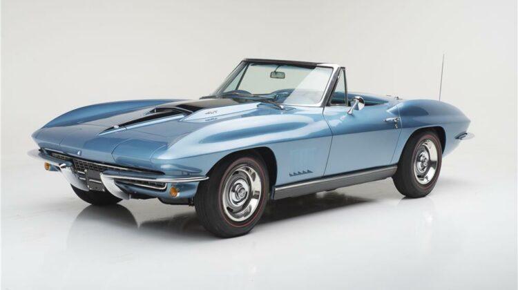 1967 Chevrolet Corvette 427 Convertible