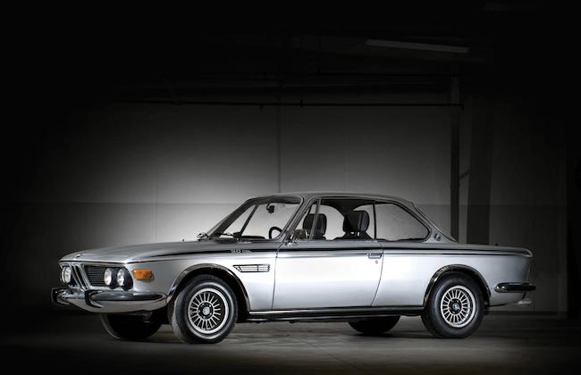 1973 BMW 3.0 CSL Coupé