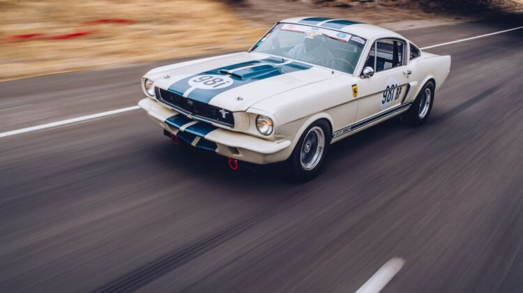 1965 Shelby Mustang GT350 Street Machine