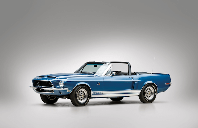 1968 Shelby Mustang GT500-KR Convertible
