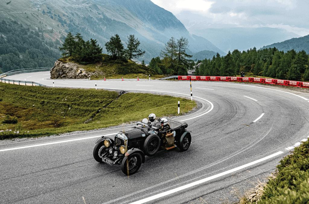 Bernina Gran Turismo 2021