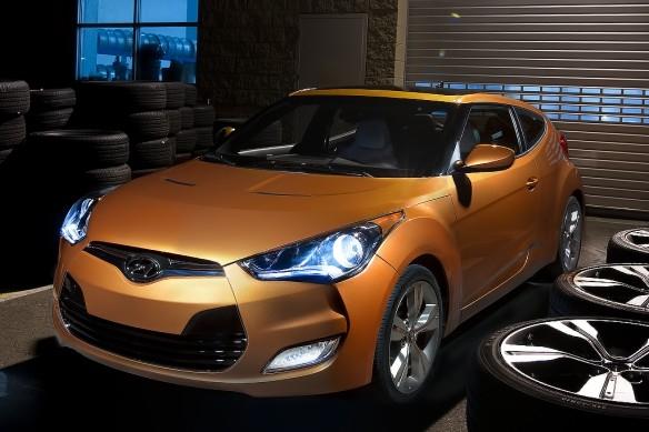 Hyundai's Veloster Stirs the Soul Hyundai's Veloster Stirs the Soul (Written for Hyundai Review)