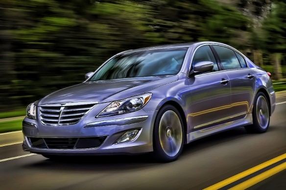 The 2012 Hyundai Genesis Sedan – Luxury & Performance At Its Finest (Written for Best Rated MPG)